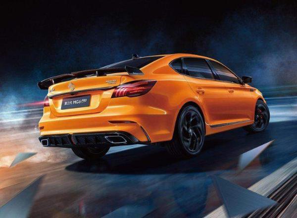 第三代MG6 PRO正式上市 售价区间为10.38-13.98万元