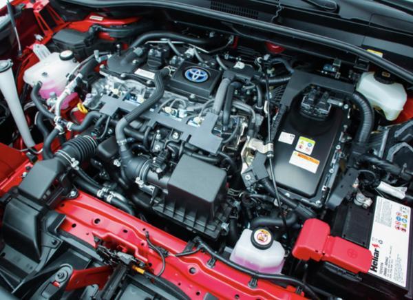 搭卡罗拉同款动力,全新丰田卡罗拉Cross即将在日本发布