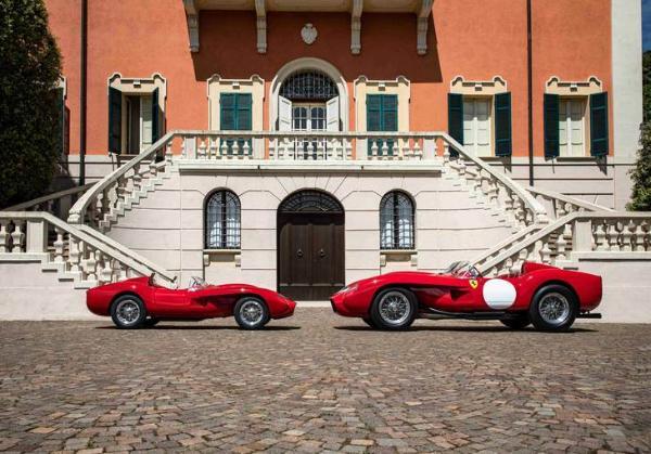 法拉利Testa Rossa J官图发布 限量299台 售价9.3万欧元起