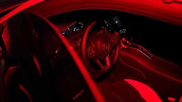 讴歌NSX Type S最新官图 搭载3.5T混动系统 16.96万美元起售
