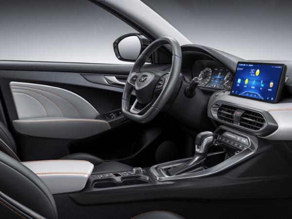 凯翼轩度最新配置信息 5款车型 搭载鲲鹏动力