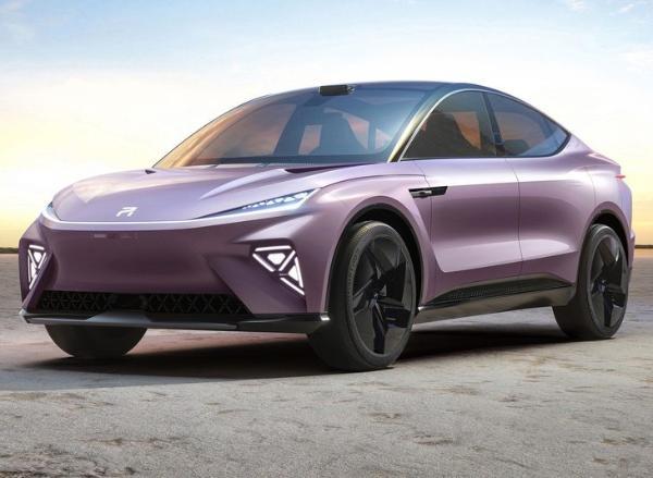 搭三元锂电池/激光雷达,R汽车ES33量产版将于成都车展发布