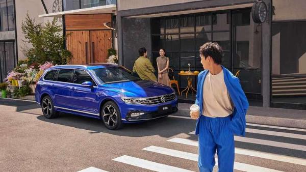 新款大众蔚揽正式上市 3款车型 售价26.48万元起