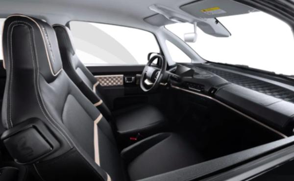 五菱宝骏KiWi EV中文定名为奇遇 可实现自动泊车 有望8月上市