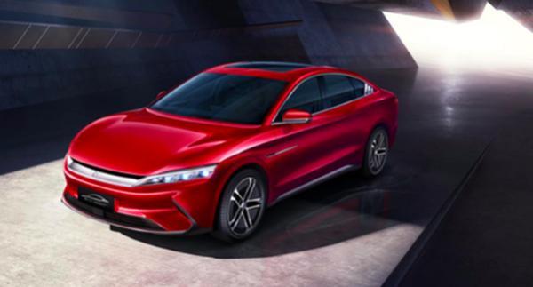 比亚迪汉EV新增入门车型 降价2万 续航506公里