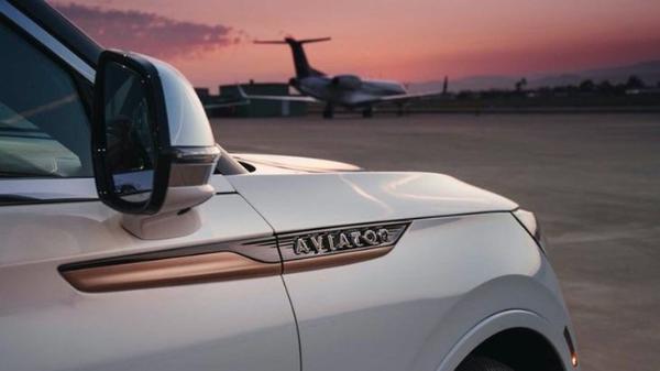 林肯飞行家Shinola版概念车官图发布 将于圆石滩车展正式亮相