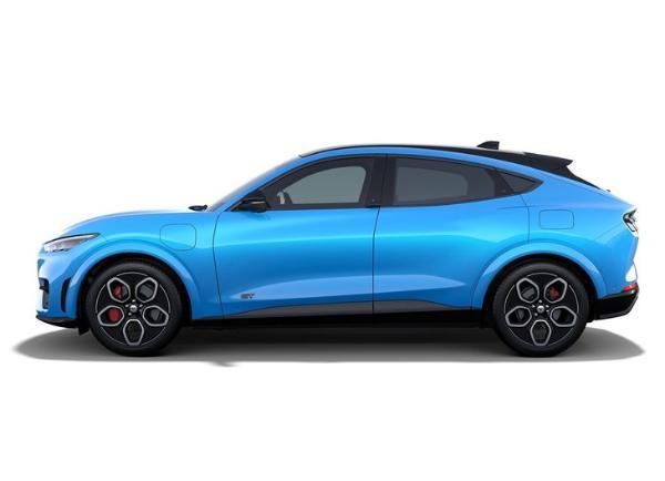 5款车型/26.5-37.99万元,全新福特Mustang Mach-E公布售价