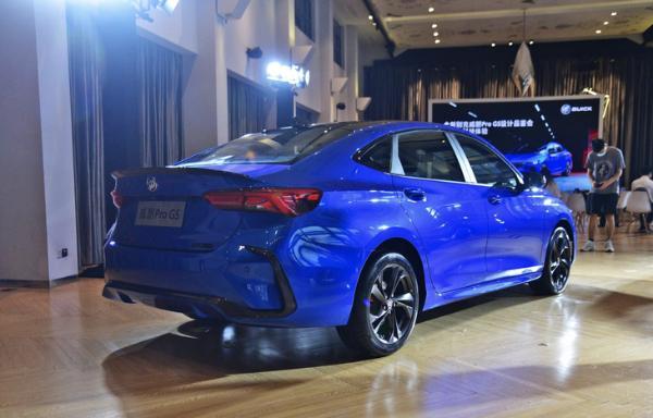开始预定/百公里油耗5.9L,全新别克威朗Pro GS发布