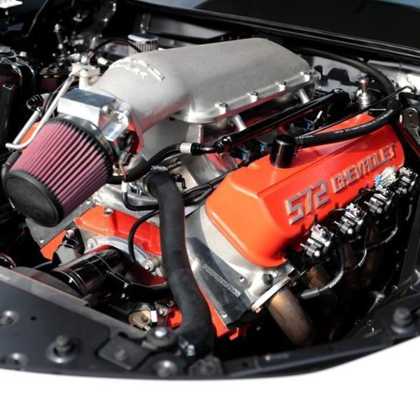 2022款科迈罗COPO正式发布 最大提供9.4L V8发动机