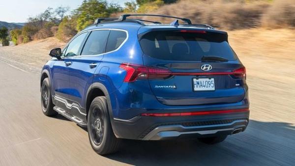 起售价约21万元 2022款现代胜达将新增XRT套件版本车型