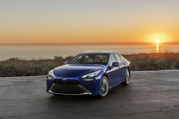 丰田将于2023年在美国生产燃料电池模块