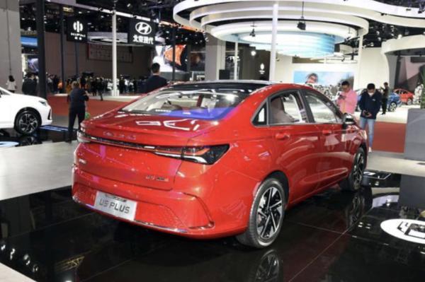 北京U5 PLUS将于成都车展接受预定 预售价格7万元起