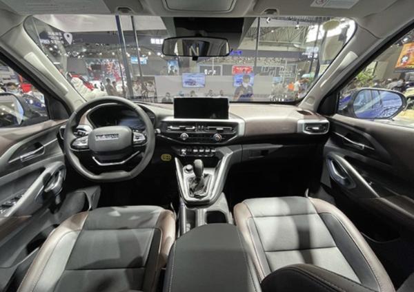 长安凯程F70将9月上市 预售价格9.68万元起