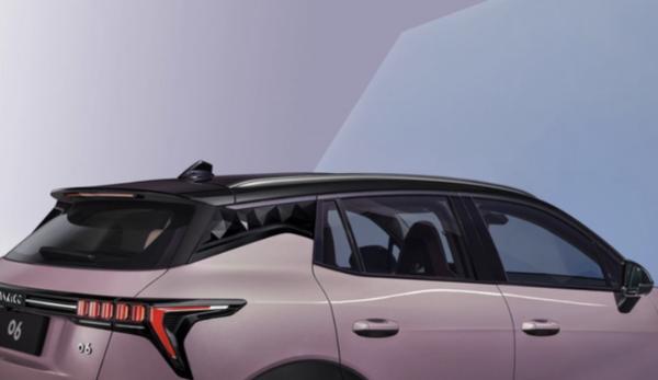 领克06增新配色 PHEV车型纯电续航里程提升29km
