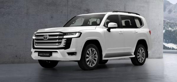 减重200KG/最晚明年进口国内,全新丰田兰德酷路泽海外上市