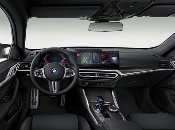 M家族首款纯电动车,宝马i4 M50即将在德国IAA亮相