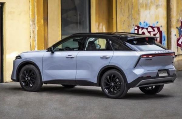 启辰发布V-ONLINE实车图 定位紧凑型SUV/搭1.5T引擎