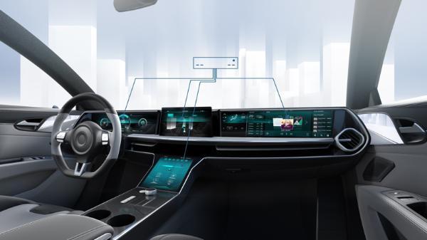 博世:博世智能座舱域控制器 | 2021金辑奖