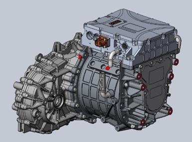 上海汽车电驱动:基于双面焊接与双面冷却技术的碳化硅(SiC)电机控制器 | 2021金辑奖