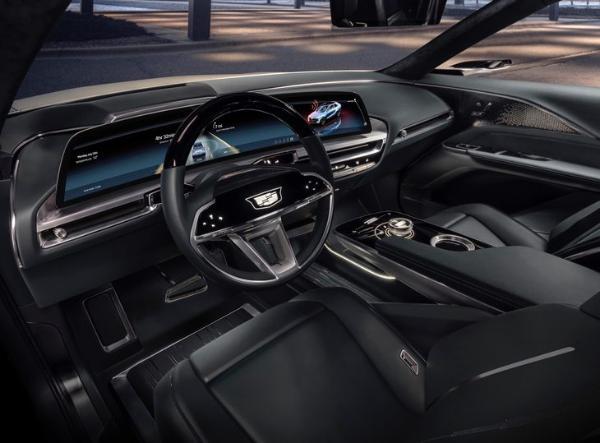 格栅照明/纯电动跨界SUV,全新凯迪拉克LYRIQ将于美国开启预订
