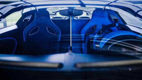 布加迪Divo正式生产完毕 限量40台 近期开始交付
