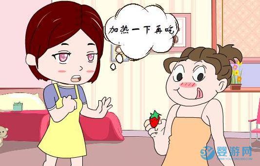 """孩子冬天吃水果""""凉""""胃?也许不如你了解的那样"""