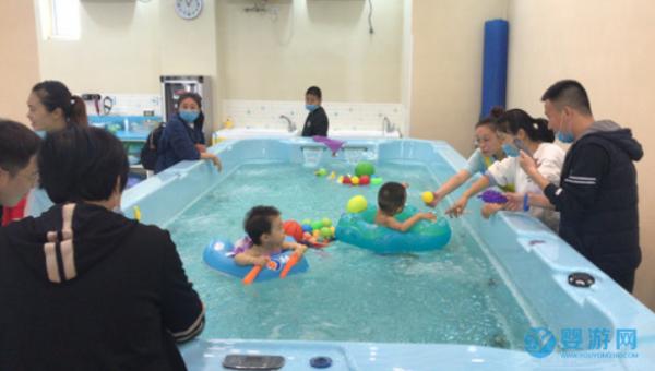 婴幼儿游泳——用最小的成本让育儿变得简单