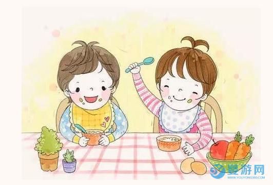 春天3月-5月儿童发育高峰期,别让脾胃虚弱耽误了