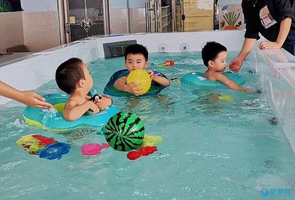 新春新气象,开业迎接所有小朋友前来游泳