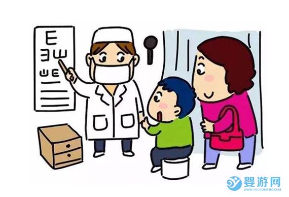 婴幼儿视力保健的怎么做?发现这些家长一定要警惕