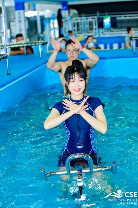 2021泳池开年首展,4月CSE上海泳池SPA展究竟有何魅力?