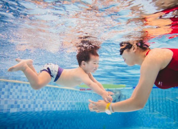 什么是快乐星球?婴幼儿游泳馆是最好的答案