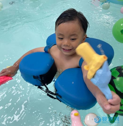 游泳是如何让孩子感觉到快乐的?来自这种化学反应
