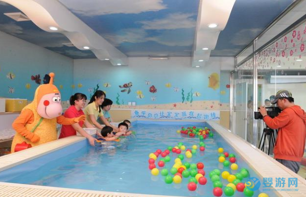 如何打造与众不同的婴儿游泳馆?让门店脱颖而出