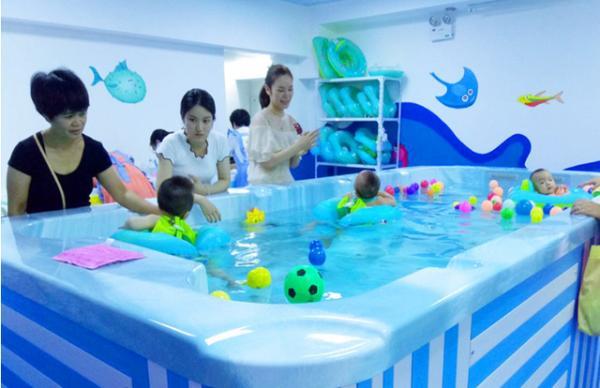 一天进店只有10人,婴儿游泳馆的增长动力在哪