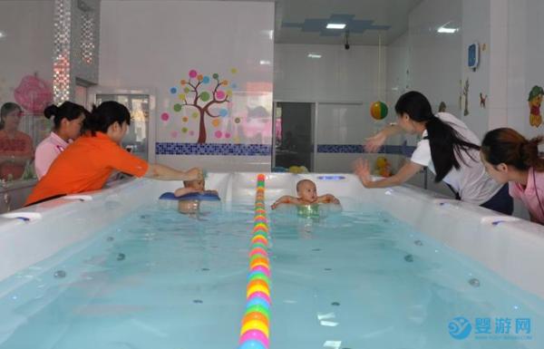 婴儿游泳馆策划活动要从这五个维度出发