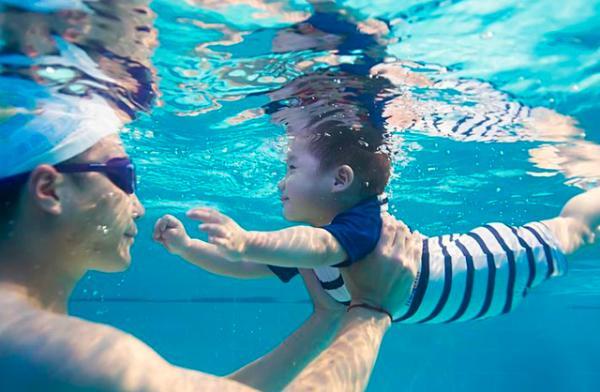 为什么说游泳是婴幼儿的必修课