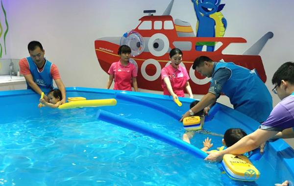 婴儿游泳馆这四项升级,助力其业绩飞升