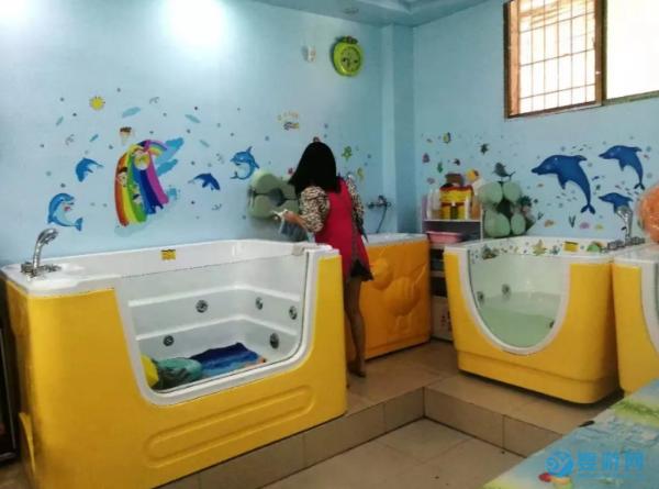 耒阳爱宝贝母婴坊婴儿游泳馆,每次不到7块钱