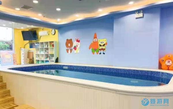 青岛西海岸东区马博士婴幼儿游泳招聘婴幼儿水育师,福利好