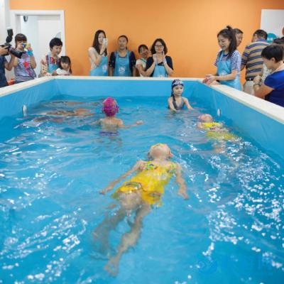 婴儿游泳馆做活动围绕这几个方向,不是想当然