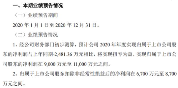 乐惠国际2020年预计净利9000万-1.1亿扭亏为盈 德国子公司申请破产