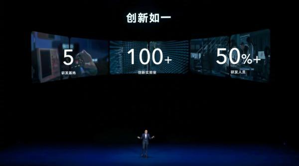 """荣耀透露创新""""家底"""":50%+研发人员占比、5大研发基地、100+实验室"""