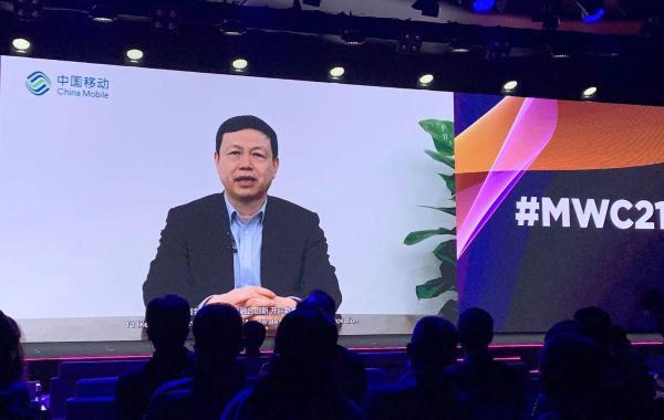 中国移动董事长杨杰:数智化时代的大幕已全面开启