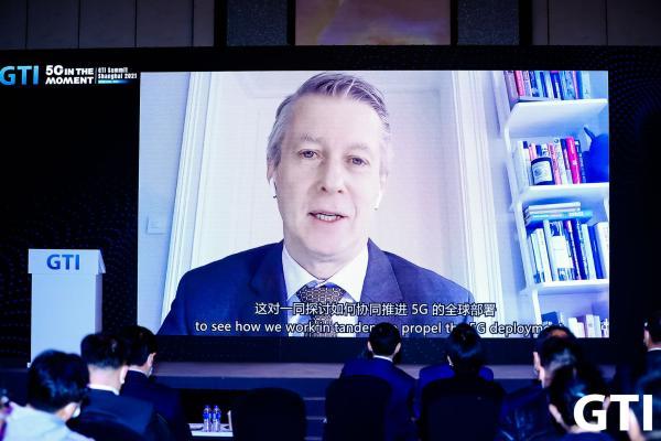 GSMA会长Mats Granryd:今年底全球将有1/5的人使用5G网络