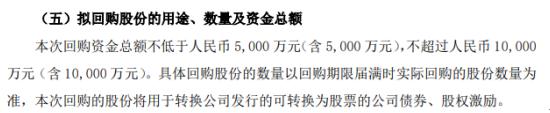 荣泰健康将花不超1亿元回购公司股份 用于股权激励