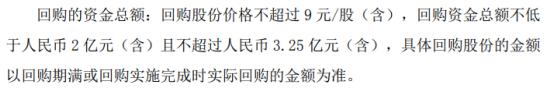 天虹股份将花不超3.25亿元回购公司股份 用于注销并减少注册资本