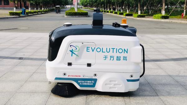 环卫自动驾驶潜在市场3000亿,2022年将迎来商用化拐点