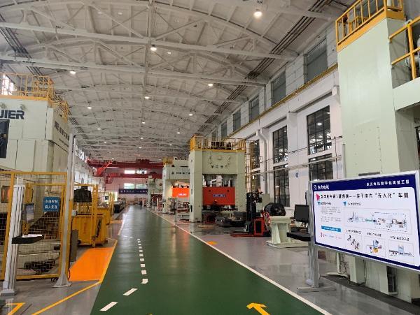 """全国首个""""5G+电气装备制造智慧工厂落地:中国移动携手东方电气塑造行业标杆"""