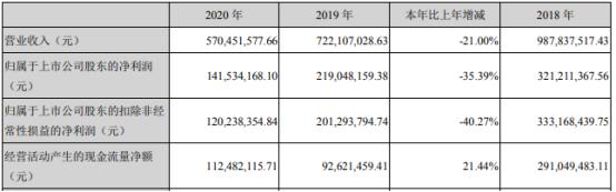 视觉中国2020年净利1.42亿下滑35.39%外币借款汇兑损益增长 财务负责人刘楠薪酬92.5万